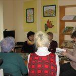 Knygų apie Mažeikių kraštą pristatymas Reivyčių bibliotekoje