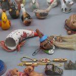 Kolekcijoje - daugybė įvairiausių švilpukų