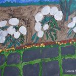 Loretos Sereikaitės piešinys
