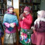 Persirengėliai Plinkšių bibliotekoje