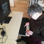 Pirmoji pažintis su kompiuteriu