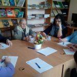 Rašyti Nacionalinį diktantą Sedos bibliotekoje atėjo 9 sediškiai