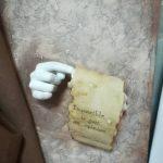 Viktorijos Romančikės darbų paroda Krakių bibliotekoje