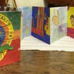 Įspūdinga trečiokų sukurta knyga