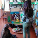 Lėlių teatro repeticija