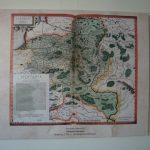 Lietuva 1595 m. žemėlapyje
