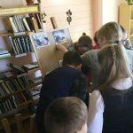 Mokiniai atliko įvairias užduotis
