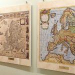 """Paroda """"Žemaitija – istoriniuose Europos žemėlapiuose"""" Mažeikių viešojoje bibliotekoje"""