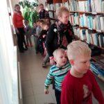 Pasivaikščiojimas po biblioteką