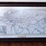 Vienas įdomiausių ir seniausių žemėlapių