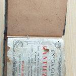 1913 m. Tilžėje išleista maldaknygė