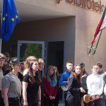 Gabijos gimnazijos moksleivių daina Lietuvai ir Europai