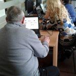 Kompiuterinio raštingumo mokymai Tirkšlių bibliotekoje