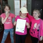 Vaikai surašė savo mintis apie knygas