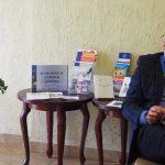 Viktorinos užduotis atlieka Mažeikių ROTARY klubo prezidentas Arvydas Šemeta