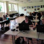 Kompiuterinio raštingumo mokymai Viešojoje bibliotekoje