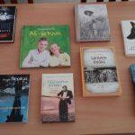 Įsigytos naujos knygos