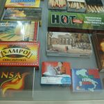 Dalios Bliūdžiuvienės degtukų dėžučių kolekcijos paroda
