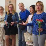 Viešosios bibliotekos direktorės Alinos Bernotienės padėka kolekcininkei