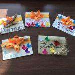 Vaikų padaryti kvietimai į Žolinės šventę