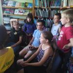 Vaikus sudomino filmas apie paukščius