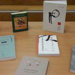 Haiku poezijos knygų parodėlė
