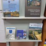 Knygų apie Mažeikių kraštą paroda