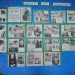 Paroda Juozo Tumo-Vaižganto 150-osioms gimimimo metinėms paminėti Pikelių bibliotekoje