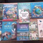 Vaikiškos knygos apie gyvūnus