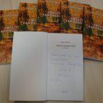 J. Almanis dovanotos knygos Mažeikių viešosios bibliotekos ir filialų skaitytojams