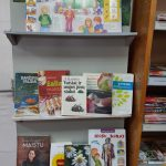 Knygų apie sveiką mitybą parodėlė