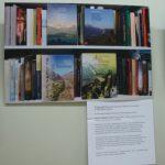 Nuotraukoje – knygos apie Šveicarijos lietuvius
