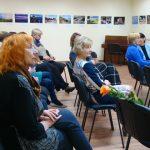 Renginio dalyviai klausėsi įdomaus pasakojimo apie gyvenimą Šveicarijoje
