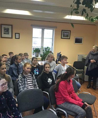 Tolerancijos diena Viekšnių filiale