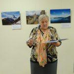 Žemaitišką kūrybą skaitė plungiškė Zita Dargienė