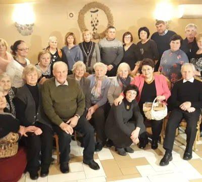 Adventinės popietės dalyviai su Zita Kelmickaite