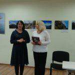 Apie knygos leidimo projektą pasakojo Plungės miesto bibliotekos darbuotoja Ingrida Jonuškienė