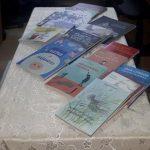 Naujos knygos Leckavos filiale