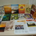 Per dešimtmetį išleisti literatų kūrybos rinkiniai