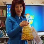 """Saldžios dovanos """"Žiburėlio"""" pradinės mokyklos 3a klasės mokiniams"""