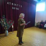 Laižuvos kultūros centro direktorė Laima Virkutienė