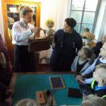 """M. Pečkauskaitės muziejuje – teatralizuotas Juozuko pasakojimas pagal apsakymą """"Į šviesą"""""""