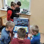 Užsiėmime dalyvavo Žemalės pradinės mokyklos 1-4 klasių mokiniai