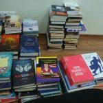 Knygos karantino patalpoje lieka 72 val.