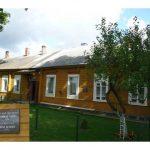 Namas Mažeikiuose, Stoties g. 16, poetų Henriko Nagio ir Liūnės Sutemos gimtinė