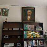 Bijotų bibliotekoje - D. Poškos portretas