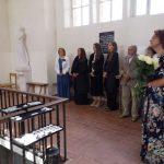Šatrijos Raganos koplyčioje