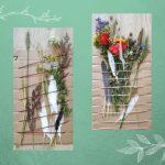 Lauko gėlių paveikslas