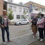 Apie Skuodo rajone gyvenusius rašytojus pasakojo Viešosios bibliotekos direktorius Jonas Grušas