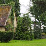 Namas Šaukliuose, kuriame prabėgo R. Granausko vaikystė